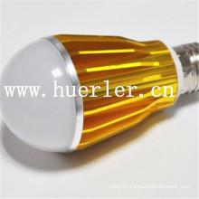 new modern 220v 240v b22 e26 e27 base led bulbs light e27 led bulb 7w