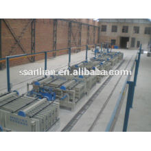 EPS Lightweight Aggregate Sandwich Wall Panel Molding Machines