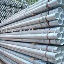 Galvanized -seamless pipe