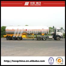 Camión de transporte de GLP, semirremolque para transportar Gas licuado de petróleo