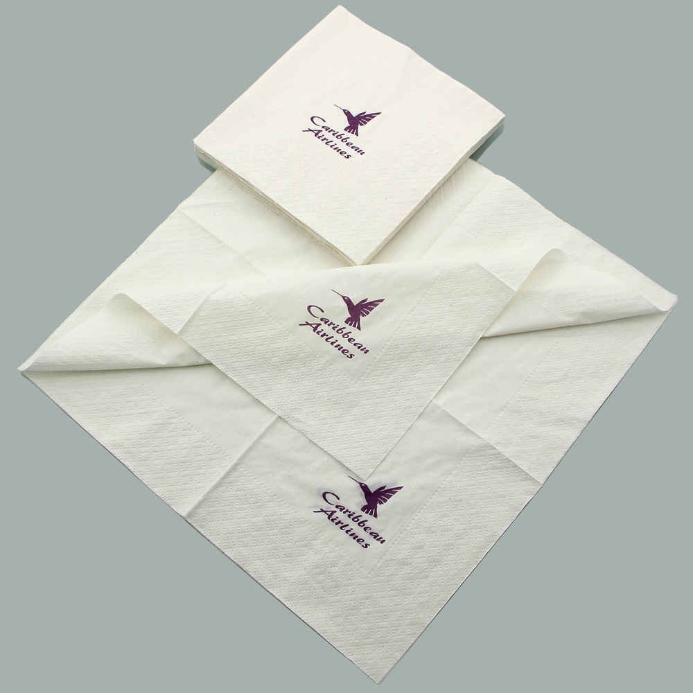 Custom Prined Paper napkins