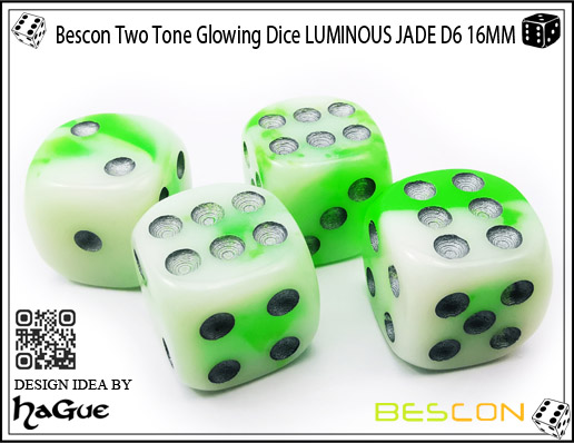 LUMINOUS JADE D6-8