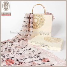 High Quality Silk Scarf Wholesale China 100 % Chinese Silk Scarf