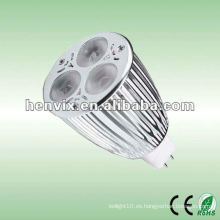 Extremadamente alta calidad Mr26 LED spot light 12v