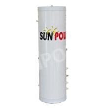 Réservoir d'eau solaire