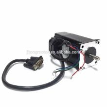 Hybrid stepper motor nema24 colsed loop stepper motor with driver