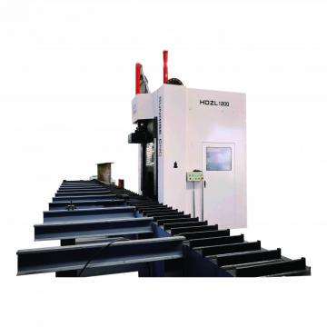 Spindle Cnc Beams Drilling Machine tunggal