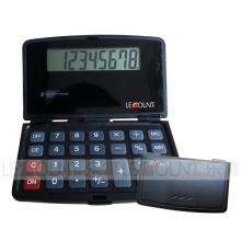 8-stelliger Taschenrechner mit Frontabdeckung (LC586A)