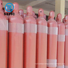 7.5M3 industrial use acetylene gas cylinder