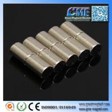 Günstige Maß Neodym-Magneten zylindrischer Permanentmagnet