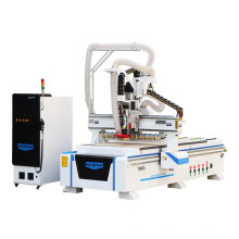 1325 Woodworking CNC Router Machine Woodworking Tool for Wooden Door Furnitures Cabinets Cutting Milling Drilling