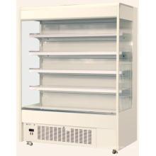 Refrigeradores comerciais de supermercados para frutas e vegetais