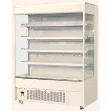 Коммерческие холодильники для супермаркетов для фруктов и овощей