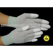 13 Gauge Sicherheits Nylon gestrickt ESD Handschuh