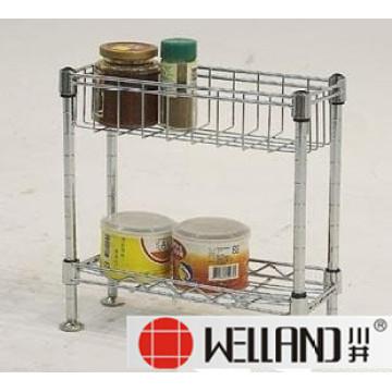 Portable Space Saving Mini Kitchen Rack