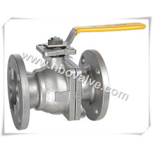 "1"" 300lb Floating Type CF8 Regular Bore Ball Valve"