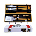 6pcs bbq Bambus Carving-Tools-Set