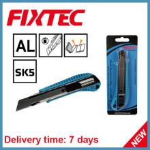 Ручной инструмент Fixtec 18мм Алюминиевый сплав с отрывным ножом для ножей с ручкой TPR