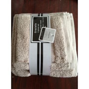 100% хлопок Подарочный пакет с полотенцем