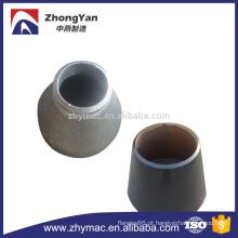 Tipos de acessórios para tubos redutor de tubos