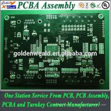 carte de puissance pcba assemblage contrôle d'accès électronique pcba conseils commutateur pcba