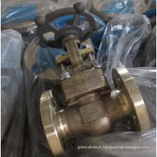 B148 C95800 aluminium vanne Bronze