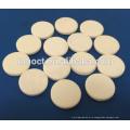 Электрической изоляции стеатит керамические глинозема zirconia керамический кирпич плитка плиты с отверстиями