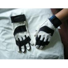 Перчатки из овечьей кожи Перчатки-перчатки-бейсбольная перчатка-спортивная перчатка