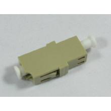 Sc-Sc Adaptador de cable de fibra Simplex