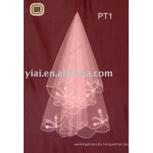 2010 new bridal wedding veil PT1