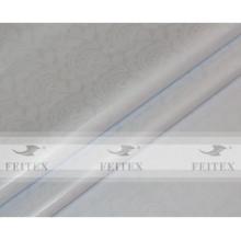 FEITEX white color jacquard African textiles damask 100% cotton guinea brocade wholesale