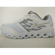 2016 New Design Fashion White Comfortable Running Shoes