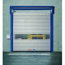 Automatic Metal Turbine Hard Fast Rolling Shutter Door