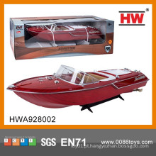Novo Design 4 Canais de Alta Velocidade de Controle de Rádio Model Ship RC Toy