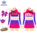 Hochwertige Strassmode Fashion Girls Cheerleader Uniform