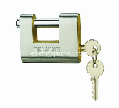 STAINLESS STEEL ARMORED PADLOCK-400