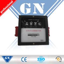 4-Digit Mechanical Diesel Fuel Oil Flow Meter (CX-MMFM)