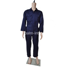 Mäns Polyester Cottton Coverall