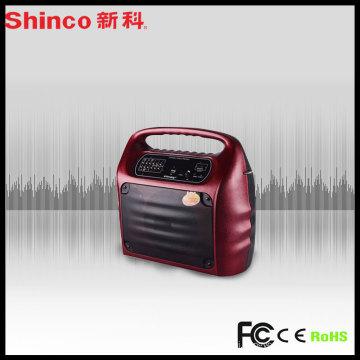Portable LED Wireless Mini Bluetooth Speaker