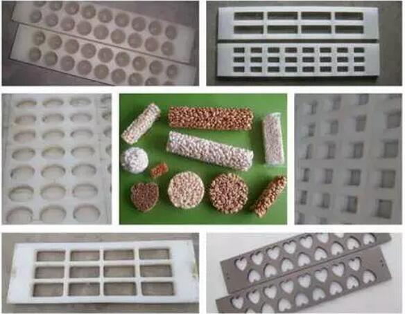 cereal bar mold