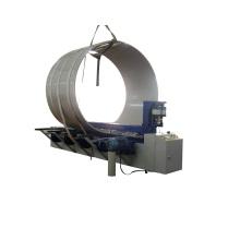 Machine automatique à rouleaux de feuilles en plastique CNC