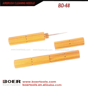 Airbrush Cleaning tools Lavar Agulha