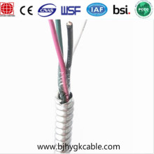 Tipo de cable MC 12/2 12/3 AWG 14 AWG 12 AWG