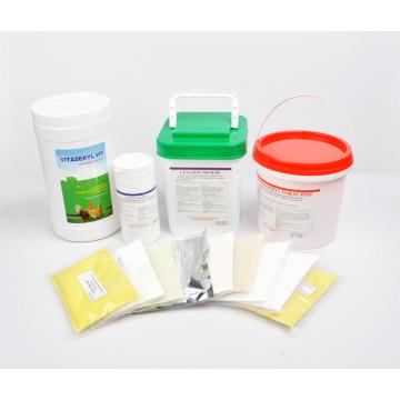Мультивитамины + растворимый порошок с аминокислотами