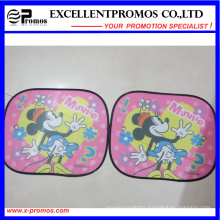 Cute Mesh Car Sunshade Full Color with 2 Suctions (EP-C58407)