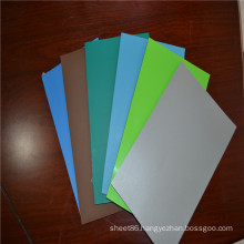 China Suppliers ESD Table Mat Rubber Sheet for Conveyor Roller