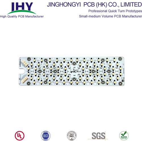 Customized LED Aluminum PCB Manufacturing for Grow Lights