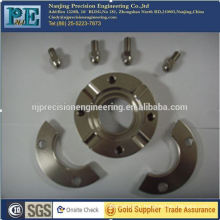 high quality stainless steel cnc machining parts mechanical assemble