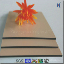 Brush and Regular Solid Color Aluminum Composite Panel