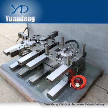 Máquina de moldeo por inyección de plástico, molde de inyección de plástico moldeado diseño del molde